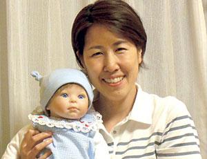 長谷川 桃子さん