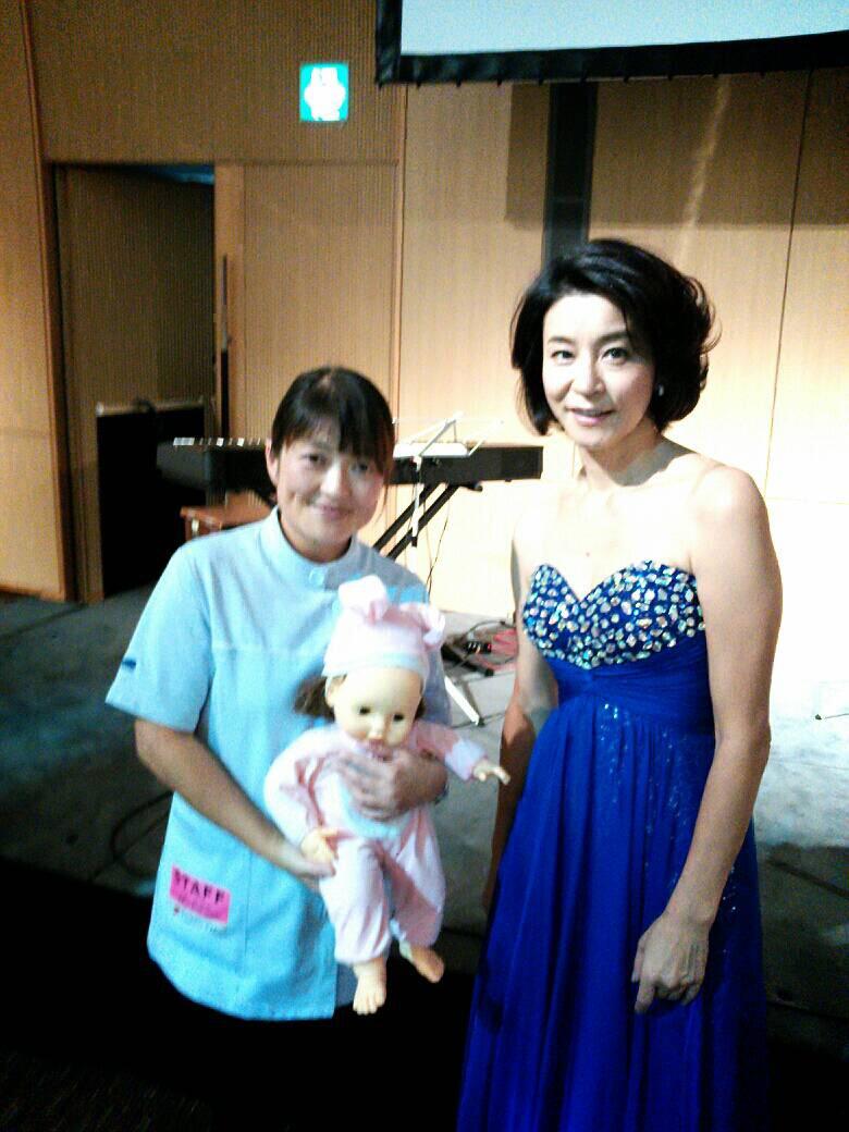 高嶋ちさ子 buggy コンサート 参加しました