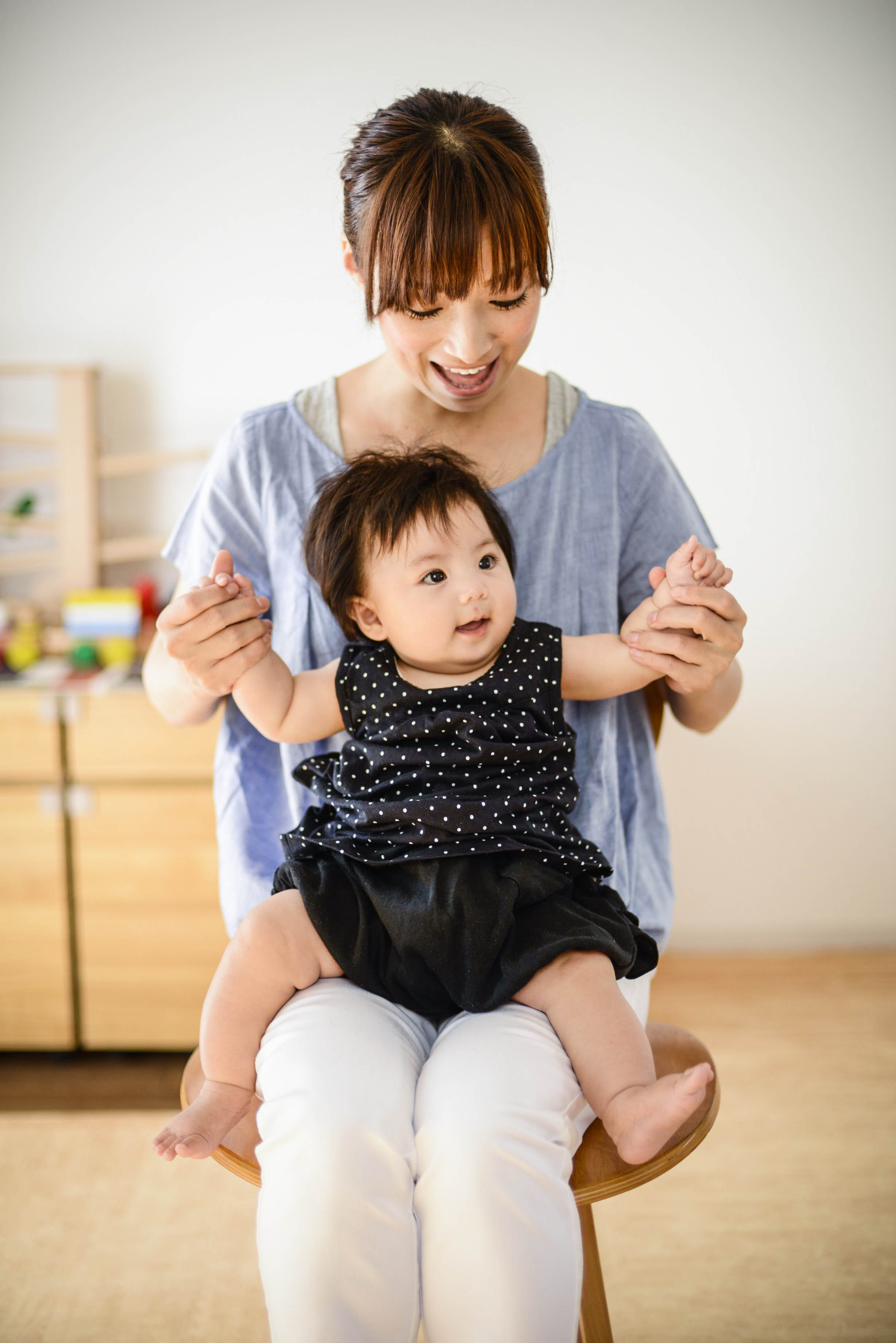 第3回  赤ちゃんに習慣