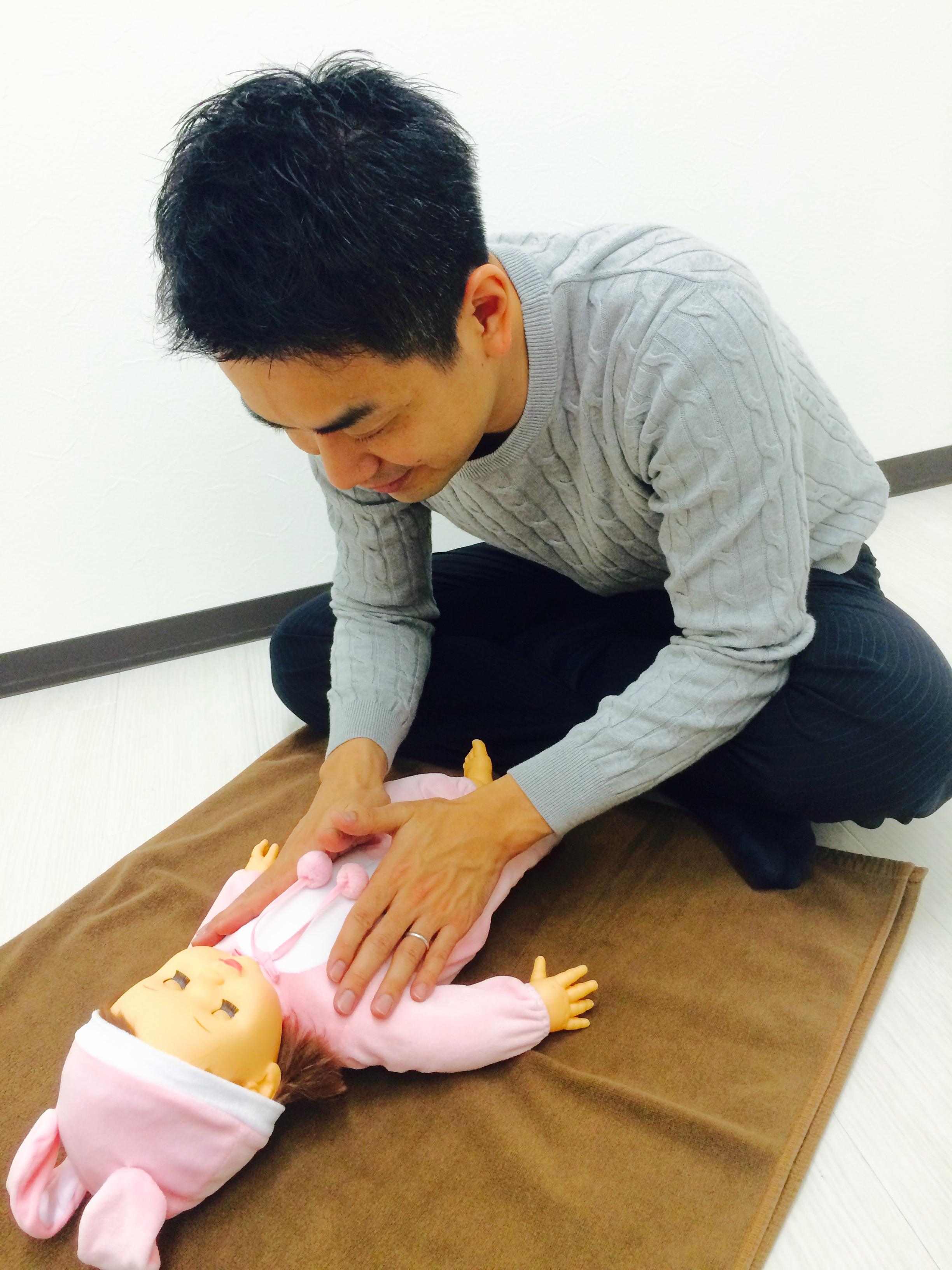 【横浜】チャイルドボディセラピスト インストラクター資格講座 6/3.10